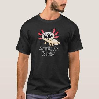 Axolotls Rock! T-Shirt