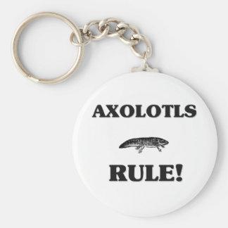 AXOLOTLS Rule! Key Ring