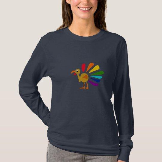 AY- Funny Turkey Art T-shirt