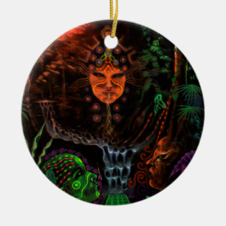 Aya Vision Christmas Ornament