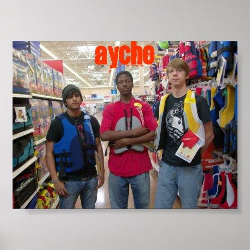 Aycho, Aycho Print