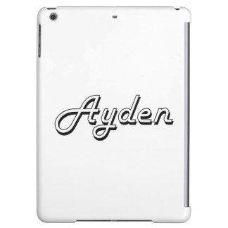 Ayden Classic Retro Name Design