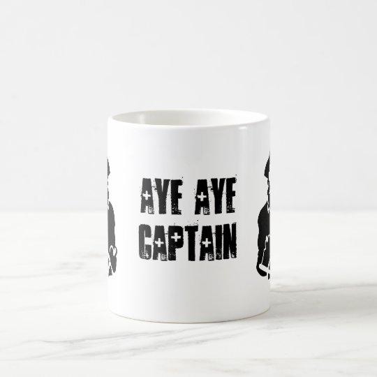 Aye aye captain Cup