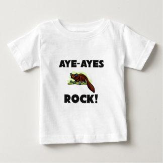 Aye-Ayes Rock Baby T-Shirt
