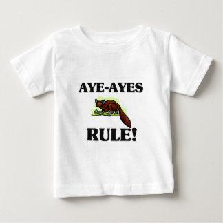 AYE-AYES Rule! Baby T-Shirt