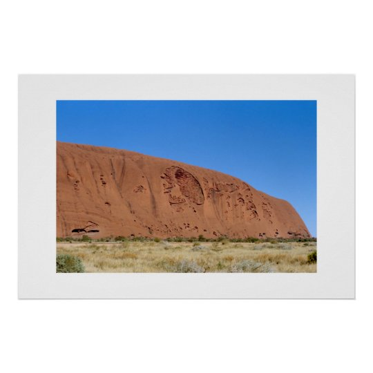 Ayers Rock Poster