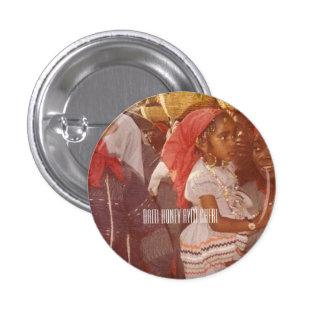 AYITI CHERI HAITI HONEY MandyMonumental DESIGN 3 Cm Round Badge