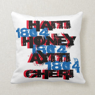 AYITI CHERI HAITI HONEY MandyMonumental DESIGN Cushions