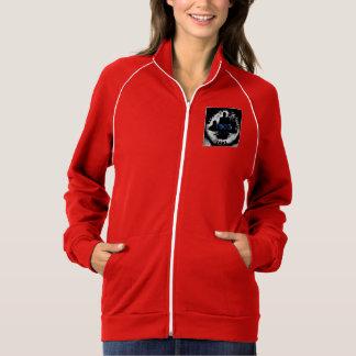 AYITI CHERI HAITI HONEY MandyMonumental DESIGN Printed Jacket