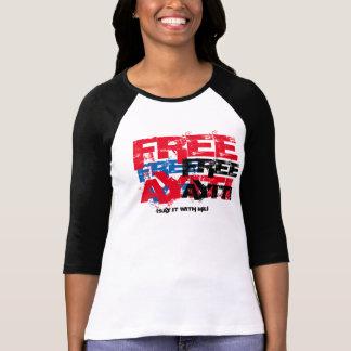 AYITI CHERI HAITI HONEY MandyMonumental DESIGN Tshirt