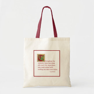 Ayn Rand Canvas Bags