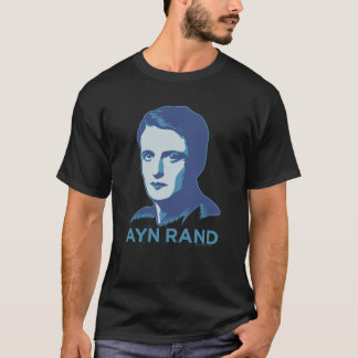 Ayn Rand Customizable T-Shirt