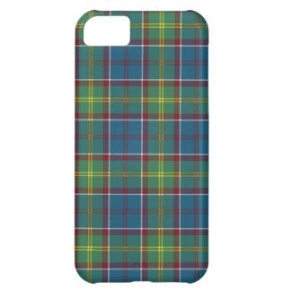 Ayrshire Scotland District Tartan Pattern iPhone 5C Case
