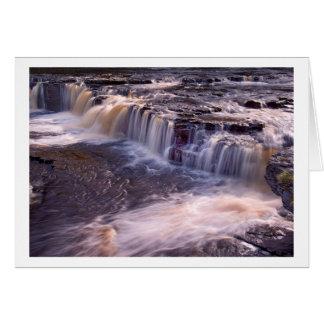 Aysgarth Falls, The Yorkshire Dales Card