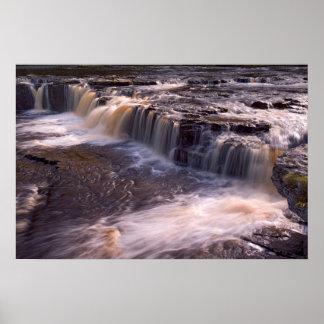 Aysgarth Falls, The Yorkshire Dales Poster