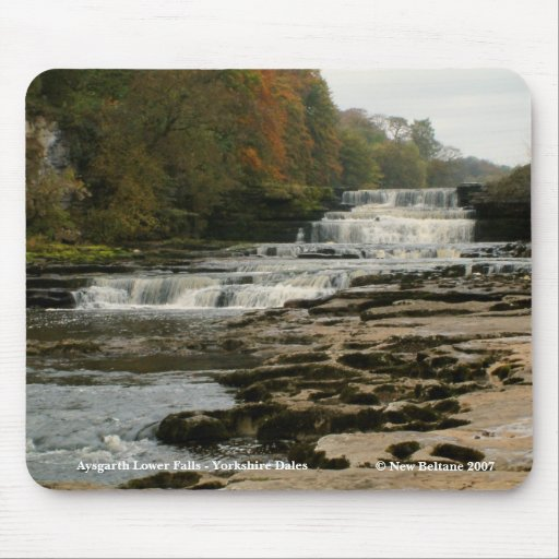 Aysgarth Lower Falls - Yorkshire Dales | Mouse Mat