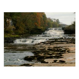 Aysgarth Lower Falls - Yorkshire Dales | Postcard