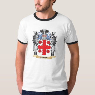 Ayton Coat of Arms - Family Crest T-Shirt