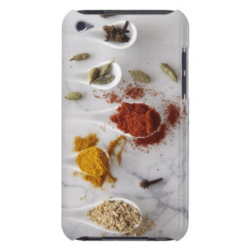 Ayurvedic Warming Spices iPod Case-Mate Cases