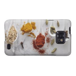 Ayurvedic Warming Spices Samsung Galaxy SII Case