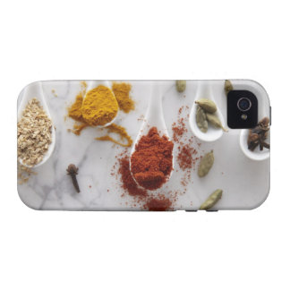 Ayurvedic Warming Spices Case For The iPhone 4