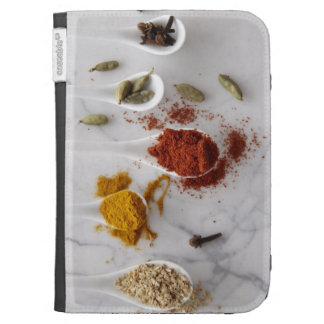 Ayurvedic Warming Spices Kindle Keyboard Case