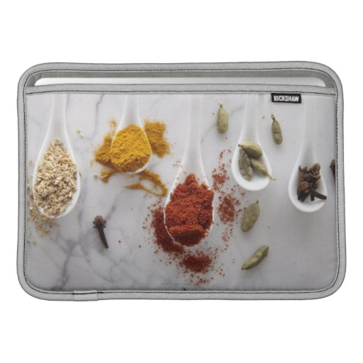 Ayurvedic Warming Spices Sleeve For MacBook Air
