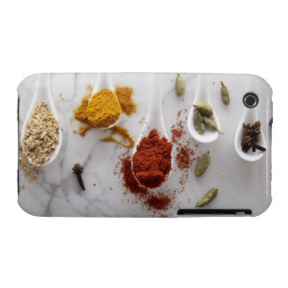 Ayurvedic Warming Spices iPhone 3 Case-Mate Case