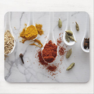 Ayurvedic Warming Spices Mouse Pad