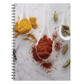 Ayurvedic Warming Spices Notebook