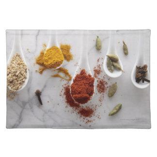 Ayurvedic Warming Spices Placemat