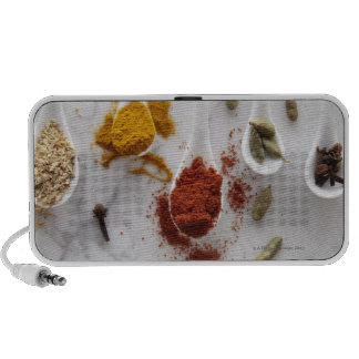 Ayurvedic Warming Spices Portable Speakers
