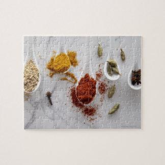 Ayurvedic Warming Spices Puzzle