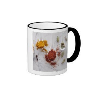 Ayurvedic Warming Spices Ringer Mug