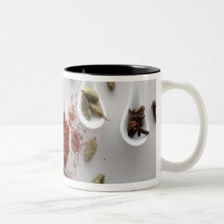 Ayurvedic Warming Spices Two-Tone Coffee Mug