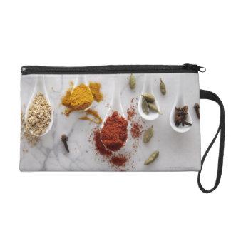 Ayurvedic Warming Spices Wristlet Clutch
