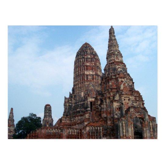Ayutthaya Postcard