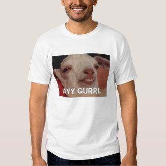 ayy gurrl tee shirt