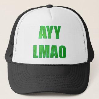 ayy lmao trucker hat