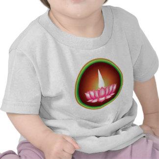 Ayyavazhi Indian Dharmic Religious Symbol T-shirts