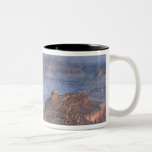 AZ, Arizona, Grand Canyon National Park, South 2 Coffee Mugs