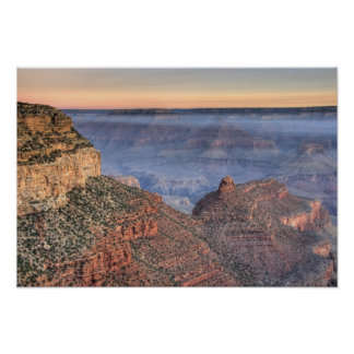 AZ, Arizona, Grand Canyon National Park, South 2 Poster