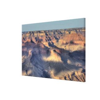 AZ, Arizona, Grand Canyon National Park, South 4 Canvas Print