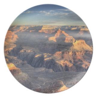 AZ, Arizona, Grand Canyon National Park, South 5 Plate