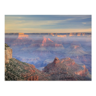 AZ, Arizona, Grand Canyon National Park, South 6 Postcard