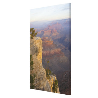 AZ, Arizona, Grand Canyon National Park, South 7 Canvas Print