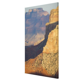 AZ, Arizona, Grand Canyon National Park, South 8 Canvas Print