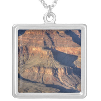 AZ, Arizona, Grand Canyon National Park, South 9 Silver Plated Necklace