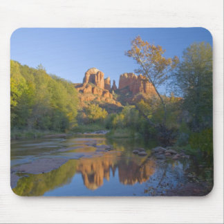 AZ, Arizona, Sedona, Crescent Moon Recreation Mouse Mat