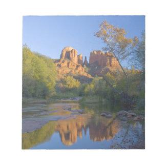 AZ, Arizona, Sedona, Crescent Moon Recreation Notepad